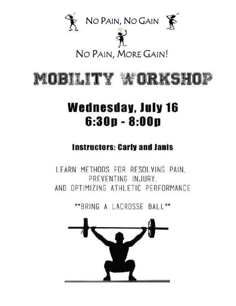 Mobility Workshop